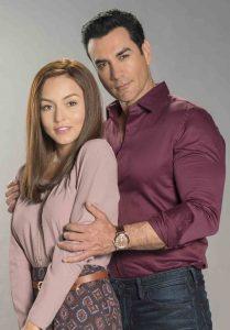 El sonorense David Zepeda será la pareja de la ducle Ana Laura. Foto Cortesía de Televisa.
