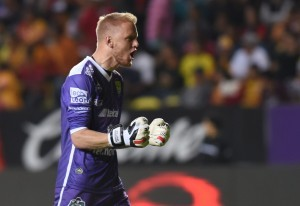 William Yarbrough y el León tratarán de irse adelante en el marcador en el juego de ida de la semifinal del futbol mexicano. Foto: Notimex