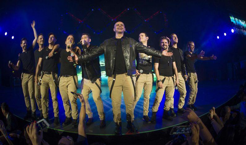 Magneto y Mercurio obtienen Disco de Oro por CD+DVD en vivo