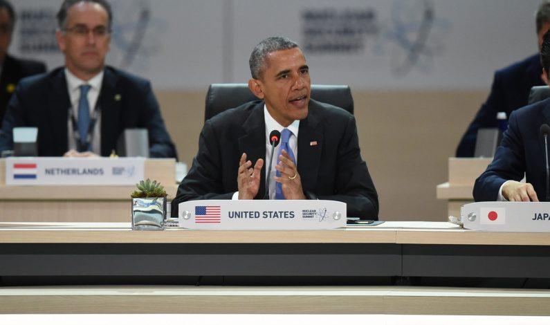 Mayoría de estadunidenses aprueba gestión de Obama: encuesta