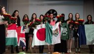 Mexicana campeona en matemáticas revela secreto para triunfar