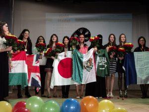 60508216. Guadalajara, 8 May 2016 (Notimex-Cortesía).- Olga Medrano Martín del Campo, tapatía de 17 años de edad que ganó medalla de oro en la Olimpiada Europea de Matemáticas para Niñas (EGMO, por sus siglas en inglés), llamó a los menores a ser curiosos para entrar al fantástico mundo de los números. NOTIMEX/FOTO/CORTESÍA/EDU/