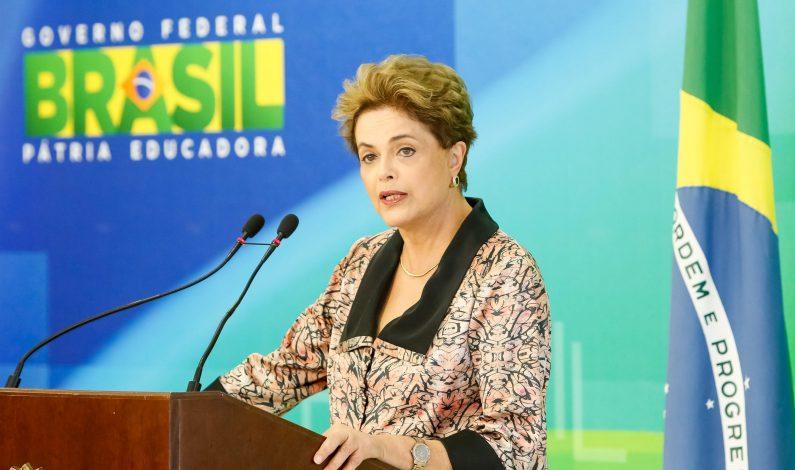 Soy víctima de un golpe y lucharé para terminar mi mandato: Rousseff