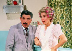 """""""El Profesor Jirafales"""", vivió un amor platónico con """"Doña Florinda"""". Foto: Cortesía de Televisa"""