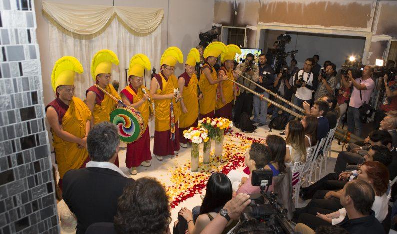 """Ceremonia budista para """"Despertar Contigo"""""""