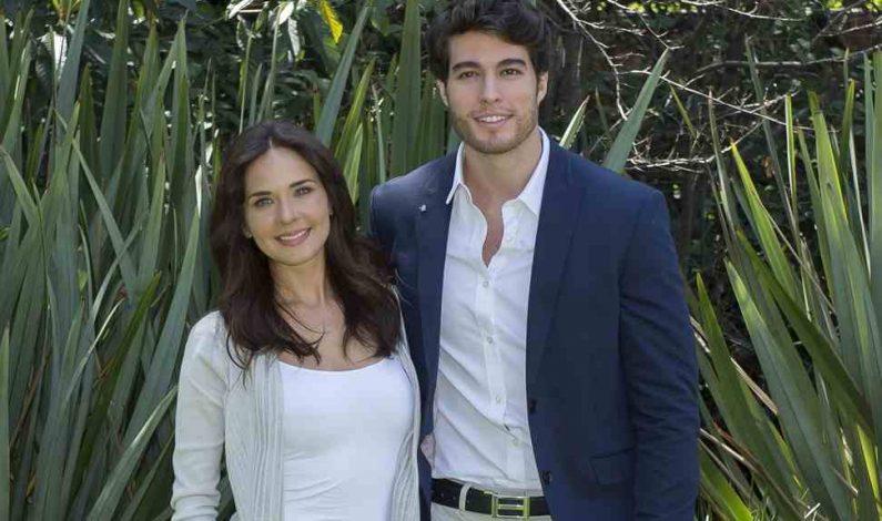 """Adriana Louvier y Danilo Carrera inician grabaciones de """"Sin Rastro"""""""