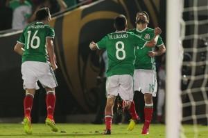 60609267. Pasadena, EUA., 9 Jun 2016 (Notimex-Isaías Hernández).- la Selección Mexicana venció 2-0 a Jamaica, en partido de la fecha dos del Grupo C de la Copa América Centenario 2016.  NOTIMEX/FOTO/ISAIAS HERNANDEZ/IHH/SPO/COPA16/