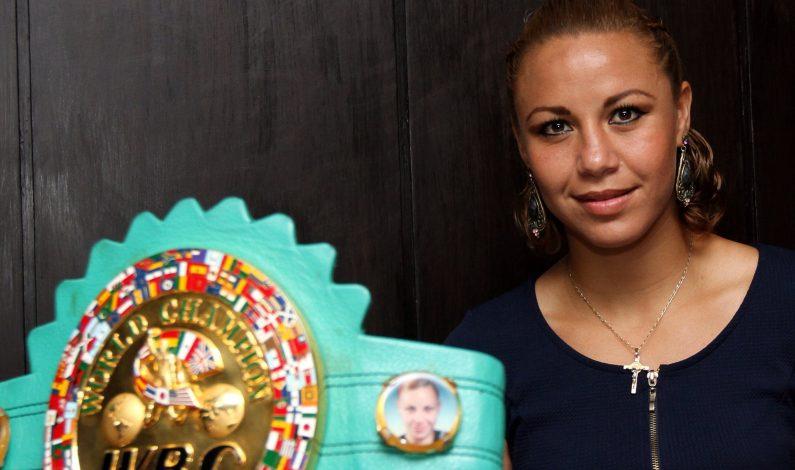 Zulina Muñoz va por nocaut ante Vanesa Taborda