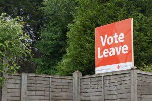 La separación de Reino Unido de la Unión Europea (UE) irrumpió hoy en las campañas presidenciales de Estados Unidos,