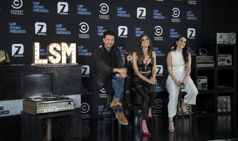 """Ana de la Reguera y otras estrellas, sorprenderán en """"Lip Sync México"""""""