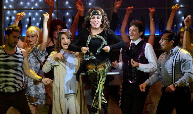 """Un gran """"Aplauso"""" para Verónica Castro en su regreso teatral"""