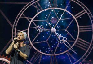 El cantautor guatemalteco es el primer cantante latino en tener su propio sitio de descargas digitales. Foto: Cortesía