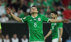 El próximo sábado, México, líder del Grupo C, y Chile, segundo del D, se medirán en la cancha del Levi´s Stadium a las 21:00 horas tiempo del centro de México. Foto: Notimex