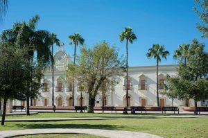 Palacio Municipal de Allende, Nuevo León. Foto Cortesía