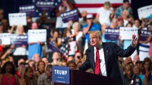 Trump revirtió la favorable tendencia que Clinton mantenía en Pensilvania hasta junio, colocándose ahora con el respaldo del 43 por ciento de los votantes en ese estado