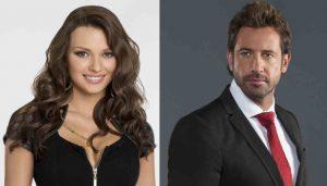 """Bajo la producción José Alberto Castro, Irina y Gabriel protagonizan """"Vino el Amor"""". Televisa.jpg"""