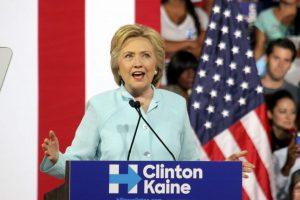 Hillary Clinton será nominada como candidata presidencial.