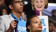 Clinton arrasa con Trump entre latinos en 12 estados clave