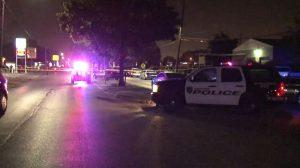 Las autoridades indicaron que existe además un video del incidente, captado por las cámaras de seguridad de una estación de abasto de gasolina.