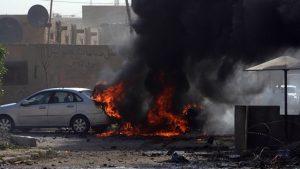 La cifra de muertos por los atentados con coche bomba en dos concurridas zonas comerciales en Bagdad aumentó a 131 y unas 200 personas resultaron heridas