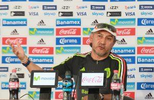 director técnico de la selección mexicana sub 23