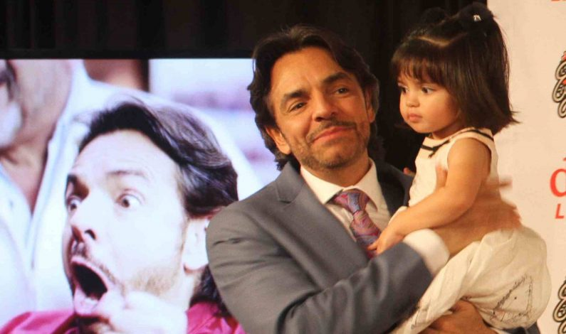 Eugenio Derbez siempre busca trabajar para toda la familia