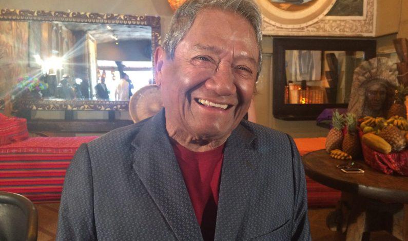 Armando Manzanero termina disco para fundación pro migrante