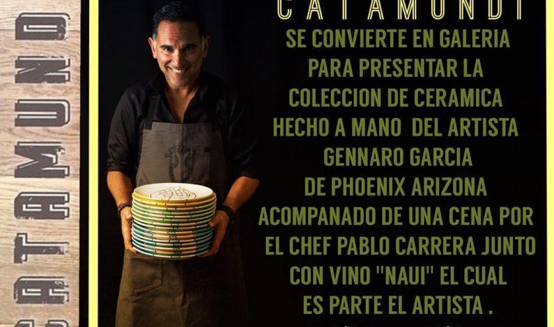 Artista de Phoenix exhibirá su obra en la Ciudad de México