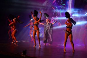 La actriz, cantante y bailarina cubana no teme a las comparaciones. Foto Mixed Voces.