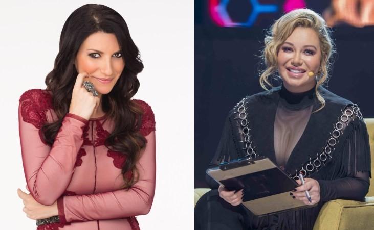 """Laura Pausini compartirá escenario con """"Chiquis"""" Rivera"""