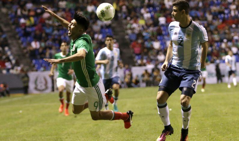 México y Argentina empatan sin goles previo a Río 2016