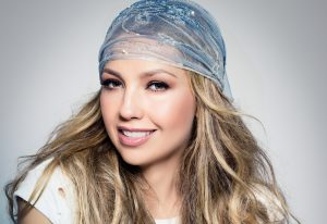 Thalía ha vendido más de 45 millones de discos en todo el mundo. Foto Cortesía Sony Music